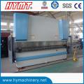 Гидравлический листогибочный станок WC67Y-160X4000