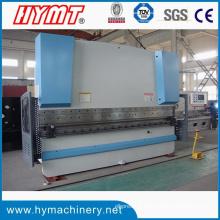 Presse plieuse hydraulique de contrôle Wc67y-300X3200 Nc et machine à cintrer les plaques d'acier