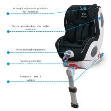 Assento de carro de bebé com sistema ISOFIX automático