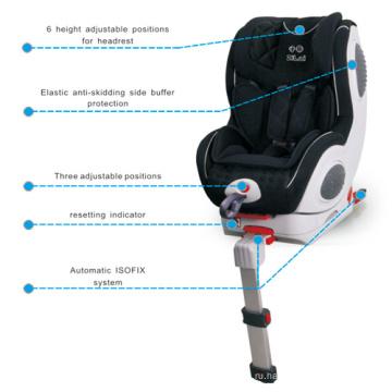 Детское автокресло с автоматической системой Isofix