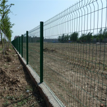 Svetsad Wire School Playground Fence Metal Fence Panel