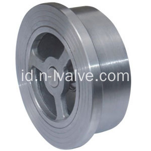 Wafer Lift Check Valve