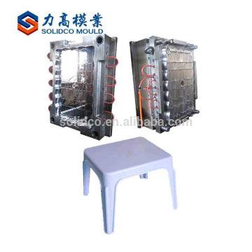 Molde de inyección de silla de mesa de plástico directo de fábrica