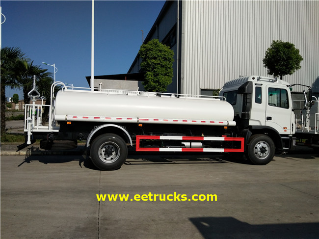 9 Ton Water Hauling Trucks