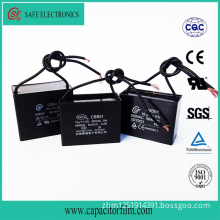 AC motor run cbb61 sh capacitor  air conditioner
