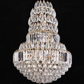large crystal hanging decorative pendant lamp