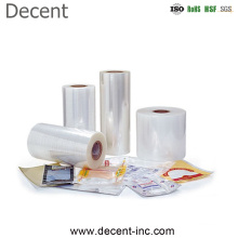 High Quality Laminated Material PVC/Pet Shrink Film for Printing Shrink Labels Plastic Sleeve Label Packaging Film