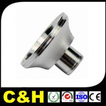 Kundenspezifische CNC-Bearbeitung Drehmaschine Aluminiumteile