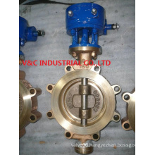 Ni-Al-Bronze Butterfly Valve with Lug Type