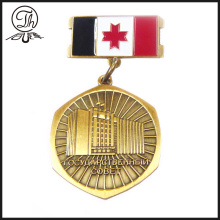 The gold canada medal order maker