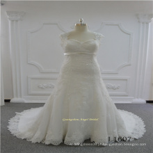 Sereia Plus Size Casamento De Renda Dress2017