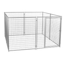 Galvanized wire mesh large folding pet cage /dog cage /dog kennels on sale