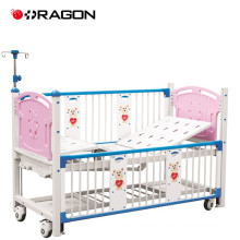 DW-919A Adjustable deluxe baby cot cartoon children Bed for hospitals