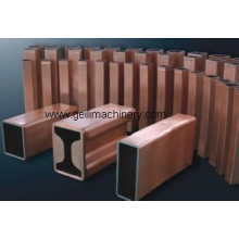 Copper Mould Tube for Steel Making Plant