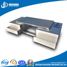 Lock Metal Aluminium Wall Expansion Joint Covers for Building Materials