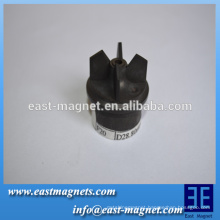 F20 Ferrite Magnet for motor rotor/multi-polar ring professional manufacturer