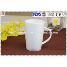 Taza de café de cerámica de la sublimación caliente de la venta