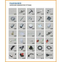 Generador de gasolina Generador de motor eléctrico