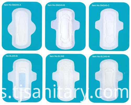 Cotton Sanitary Towel