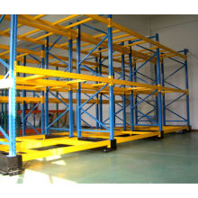 Jracking Industrial Shelf Electric Mobile Racking