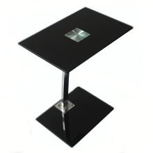 Stainless&Tempered Glass Frame Commodity Stand