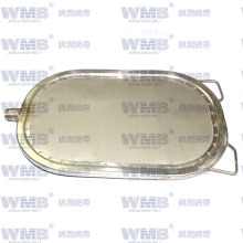 Stainless Steel 304 Filter Wire Mesh (Chain Driven)