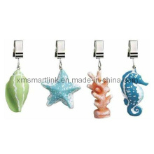 Ocean Theme Table Cloth Weights Clip