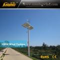 Sistema pequeno 300W da em-Grade da turbina eólica do gerador das energias eólicas 0.3kw para monitorar