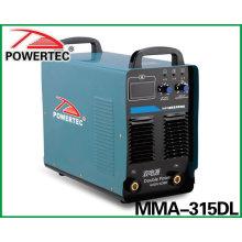 Machine de soudage double puissance MMA-315dl (MMA-315DL)