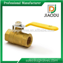 1/2 Quarter Turn Brass Ball Valve with Waste