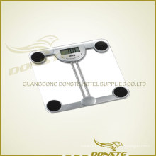7mm Thickness Steel Glass Weight Scale