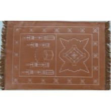 Молитвенный коврик из высококачественного 100% полиэстера