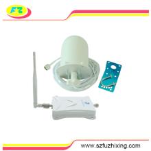 Impulsionador de sinal para telefone celular, telefone celular extensão