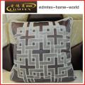 Embroidery Decorative Cushion Fashion Velvet Pillow (EDM0282)