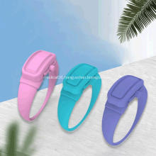 Wristband Hand Dispenser Wearable Sanitizer Disinfectant