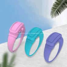 Wristband Hand Dispenser Wearable Sanitizer Disinfectant