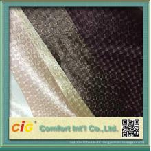 0.7mm Tapisserie en relief Embossed PVC PVC