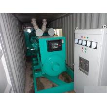 Container Silent 50Hz Standby 600kw / 750kVA Diesel Generator