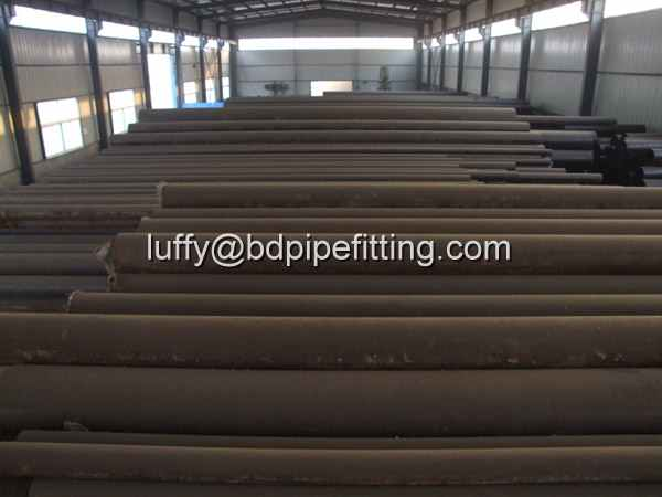 Api Seamless Pipe