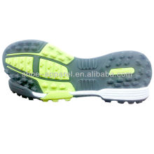 Indoor Football/ Soccer Shoe Sole 2012 wholesale shoe sole