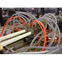 Alta calidad PVC pequeño perfil que hace la máquina