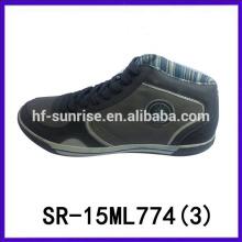 Новый стильный человек обувь стиль класса мужской обуви италия мужчин повседневная обувь