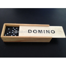 Impresora de inyección de tinta domino con caja de madera