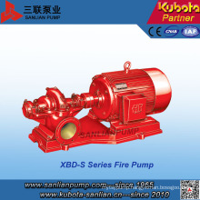 Xbd-S Series Horizontal Single Stage Double Suction Fire Pump
