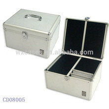 high quality 300 CD disks aluminum CD case from China manufacturer