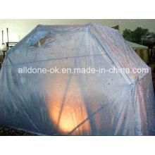 Multifuncional tienda de refugio, cubierta de garaje de motocicleta, tienda de campaña