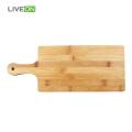 Faca De Queijo Com Placa De Bambu
