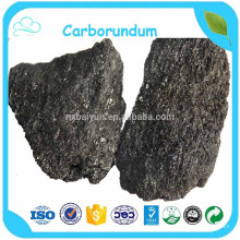 Black Silicon Carbide / SIC Briquette For Deoxidizing Agent