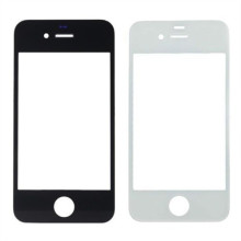 GS Factory Direct Sale Parts for iPhone 4 Front Glass Panel