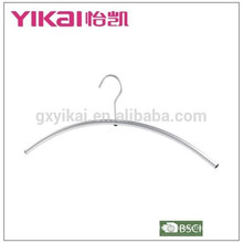 2015 new style aluminium shirt clothes hanger for sale